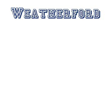 Weatherford by CreativeTs