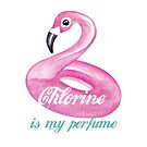 « Chlorine is my perfume » par emelinepons