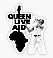 Queen Aid Sticker