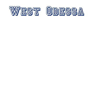 West Odessa by CreativeTs