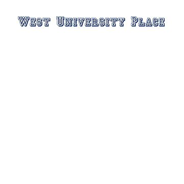 West University Place by CreativeTs