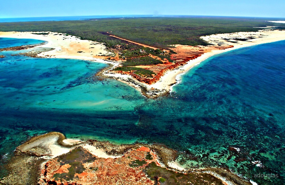 Cape Leveque from above by adouglas