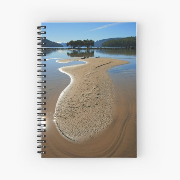Pristine wilderness Spiral Notebook