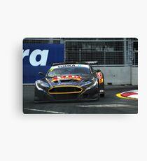 Tony Quinn - Aston Martin Canvas Print