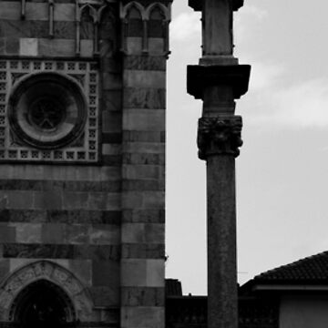 Cathedral of Monza.  by IgorPozdnyakov