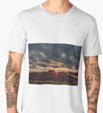Rural Landscape Men's Premium T-Shirt