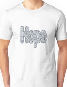 """Hope floats 1"" T-Shirt"