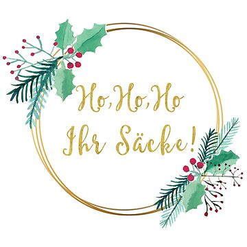 Ho ho ho your sacks! by PCollection