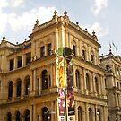 Treasury Casino - Brisbane by Aaron Holloway
