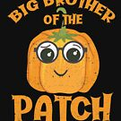 Big Brother Of The Patch Halloween Party Costume by Kieran Abbott