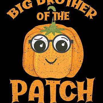 Big Brother Of The Patch Halloween Party Costume by kieranight
