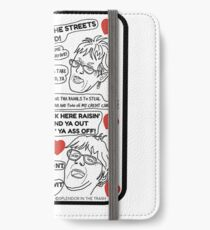 "TEEN MOM ""EVERYONE'S FAVORITE MOM"" BARBARA EVANS QUOTES iPhone Wallet/Case/Skin"