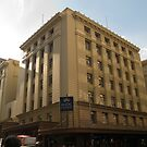 Anzac Square Building - Edward St.  by Aaron Holloway