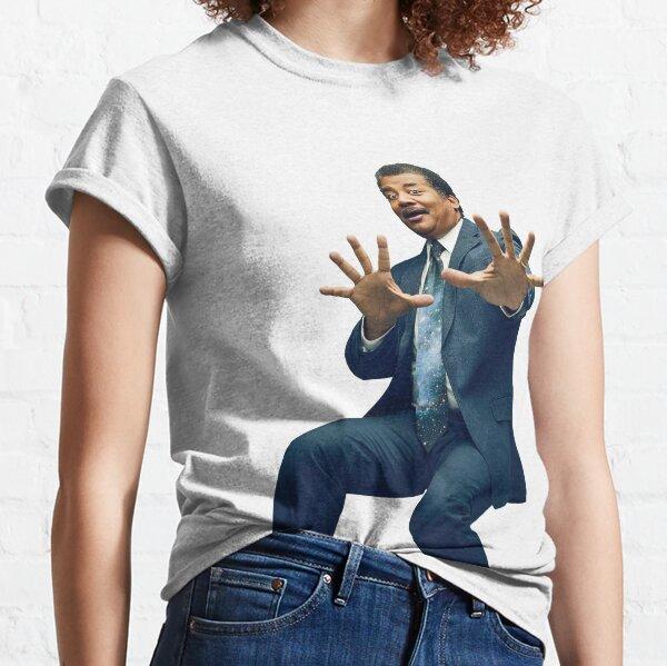 Neil Degrasse Tyson Design Classic T-Shirt