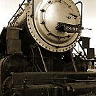 #2467 Steam Locomotive by John Schneider