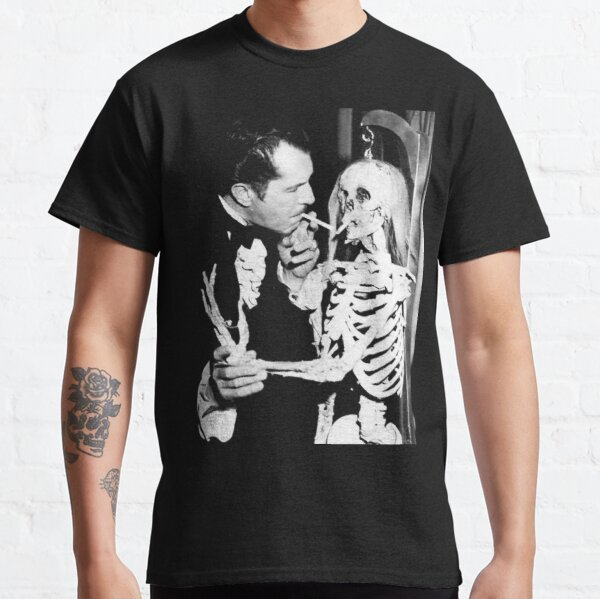 Vincent Price am Set von TWICE TOLD TALES Classic T-Shirt
