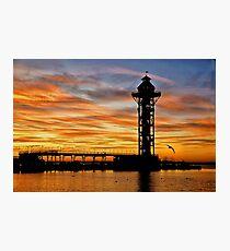 Bicentenial Tower Photographic Print