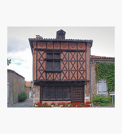 Maison Bridaut Photographic Print