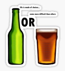 Choices Sticker