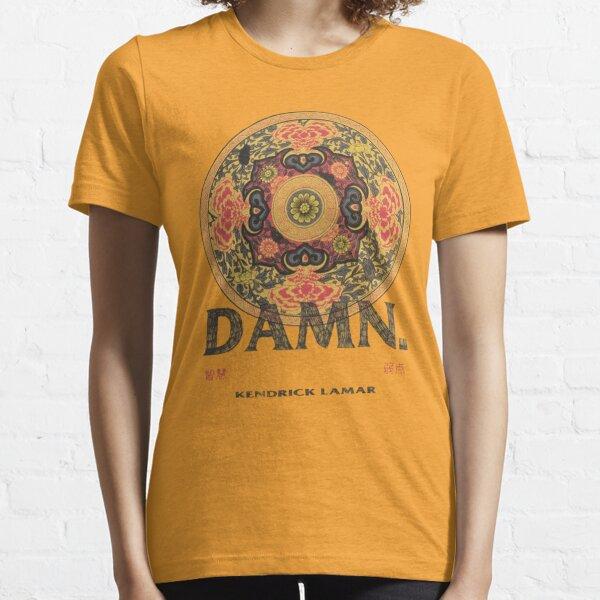 kendrick lamar damn tour T-shirt essentiel