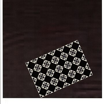 Asymetrical Christmas pattern by AlyinWonderland