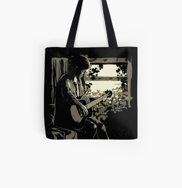 the last of us part ii 2 ellie All Over Print Tote Bag