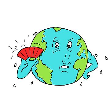 Earth Global Warming Drawing Color by patrimonio