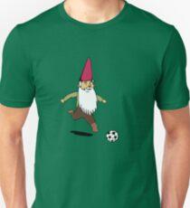 Soccer Gnome Unisex T-Shirt