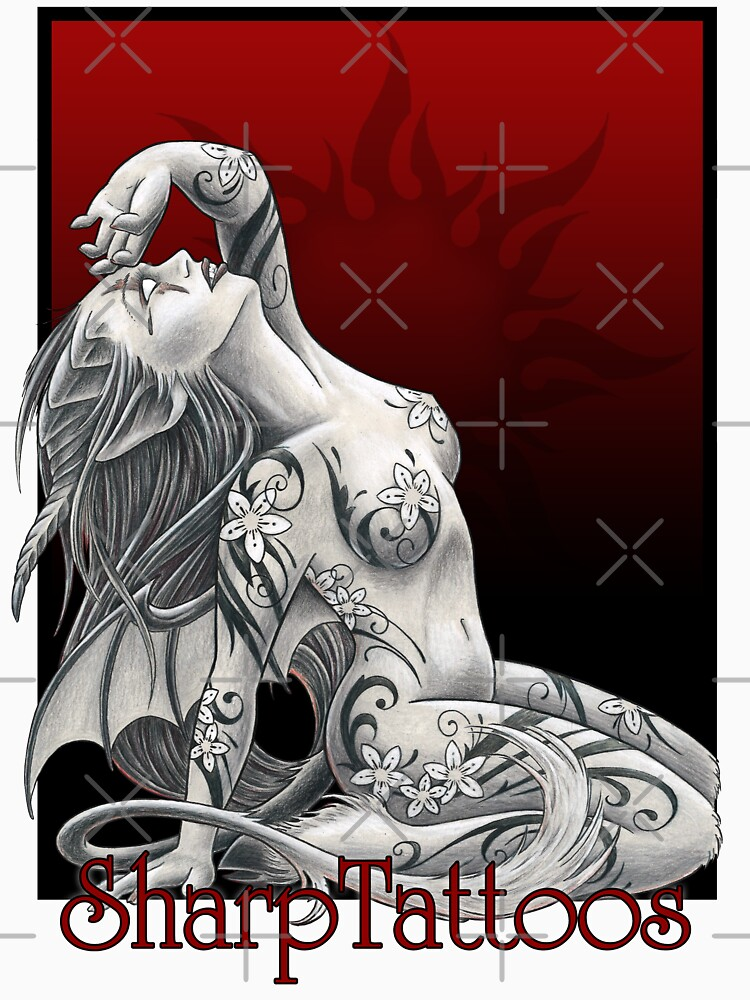 Succubus by SharpTattoos