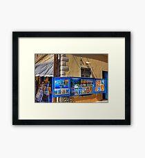 Art for Sale Framed Print