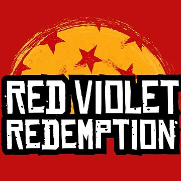 Red Violet Redemption by kamal-creations