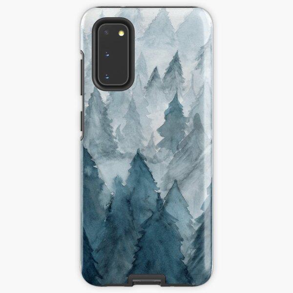 Clear Winter Samsung Galaxy Tough Case