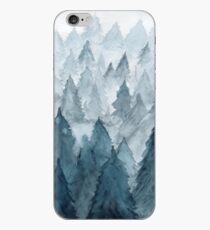Clear Winter iPhone Case