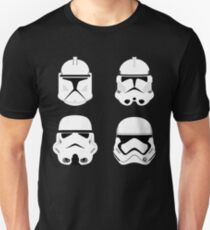 Trooper Storm Evolution Unisex T-Shirt