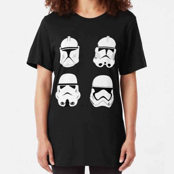 Trooper Storm Evolution Slim Fit T-Shirt