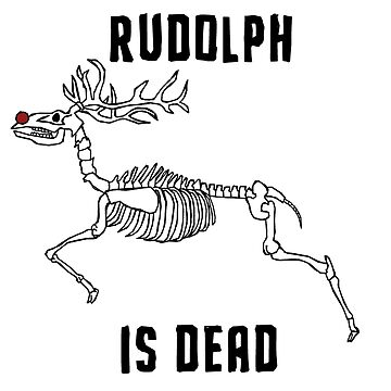 Rudolph is dead by Tom33342