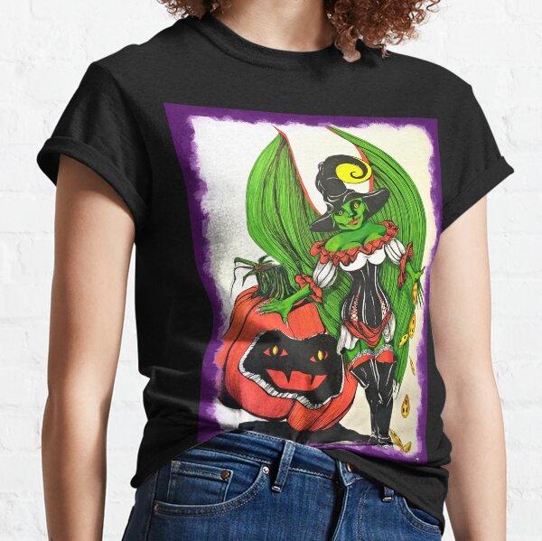 Halloween Fairy Classic T-Shirt