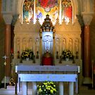 Holy Hill Church Altar by kkphoto1