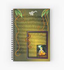 Sikhism Spiral Notebook
