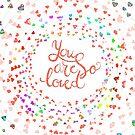 U are loved by narais
