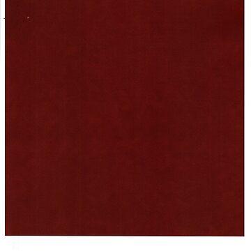 Deep Burgundy Red Patone pigment by AlyinWonderland