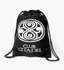 Club Citadel Drawstring Bag