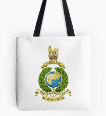 Royal Marines Emblem Tote Bag