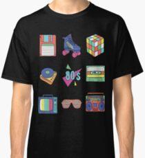 Retro 80s  Classic T-Shirt