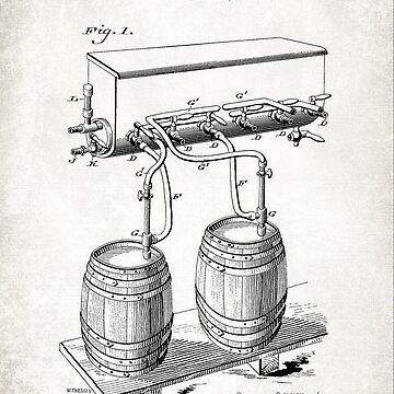 BEER APPARATUS patent by muharko
