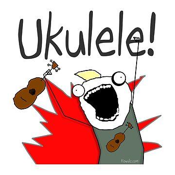 Ukulele! by Kowulz