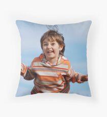 grrrrrrr! Throw Pillow