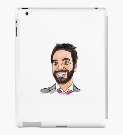 Chris Marshall Illustration iPad Case/Skin
