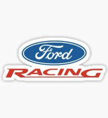 Ford Racing Sticker