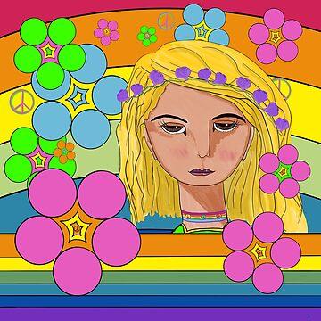 She's A Flower Girl by Sheri42
